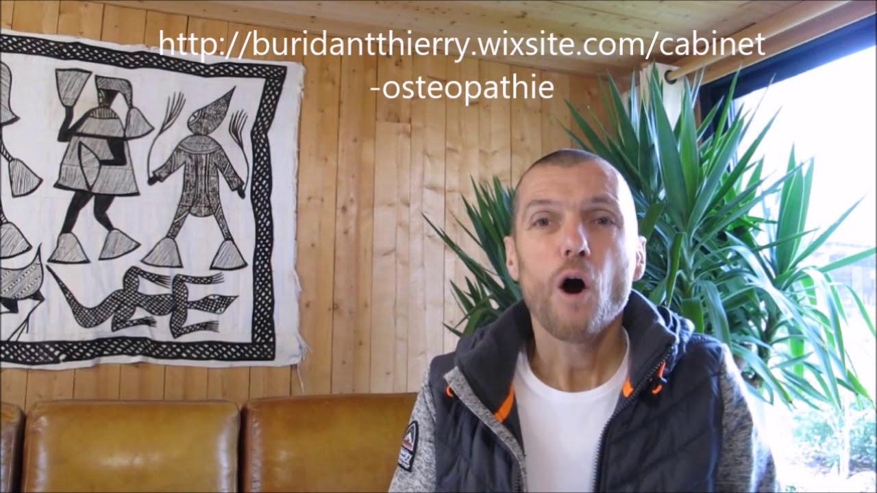 Ostéopathie et course à pied