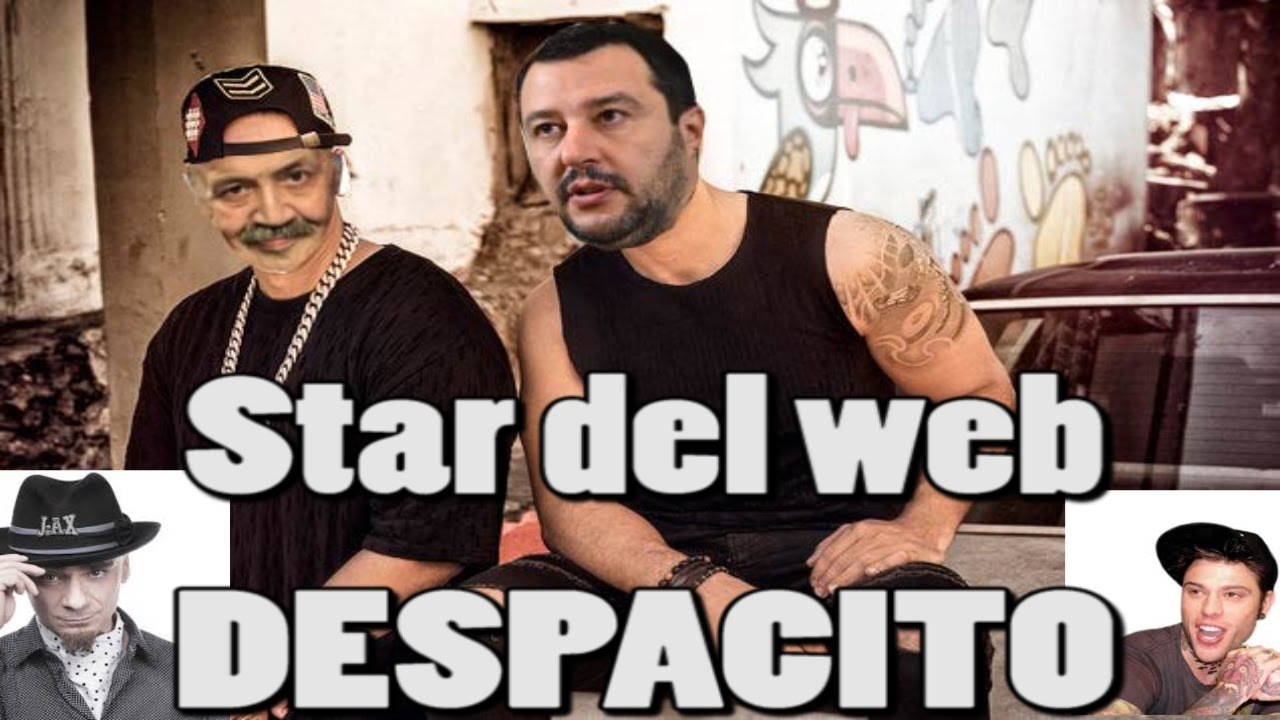 LUIS FONSI - DESPACITO FT STAR DEL WEB (PARODY HIGHLANDER DJ)