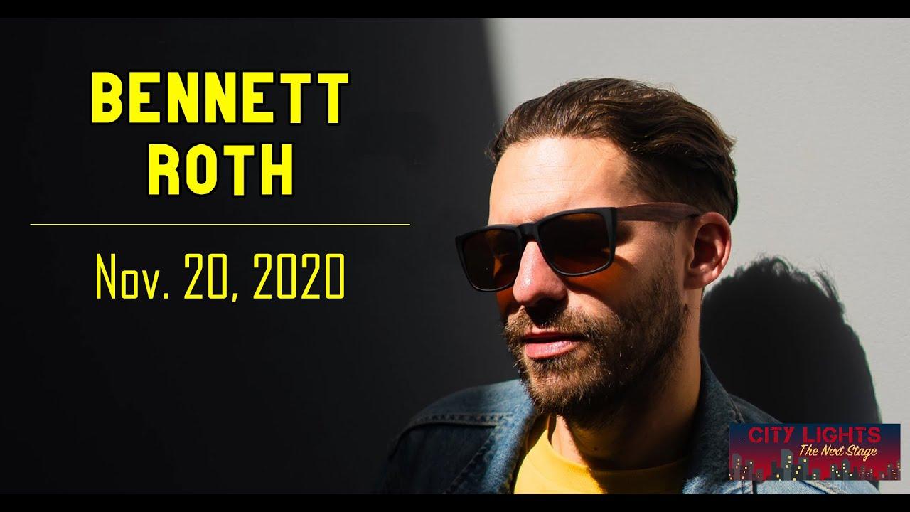 The Next Stage: Pianist & hip-hop artist Bennett Roth