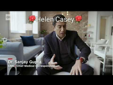 Dr. Sanjay Gupta tests the Apple Watch's new ECG heart monitor ⌚🍎
