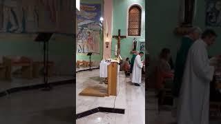 2017. október 22. zenekaros szentmise (Kenyered és borod táplál engem)