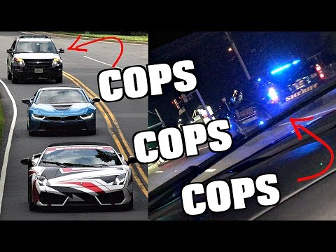 Cops + Illegal Stuff (Ocean City Cruise In)