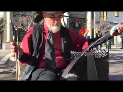 Thomas Spearance, 2015 International Musical Saw Champion