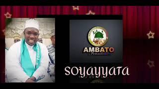 Download HAFIZ ABDALLAH ya fitar da sabuwar qasida mai suna SOYAYYATA