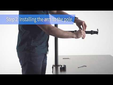 STAND-V001 Assembly Instructions