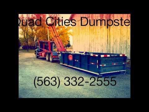 (563) 332-2555 Roll Off Container Dixon Iowa