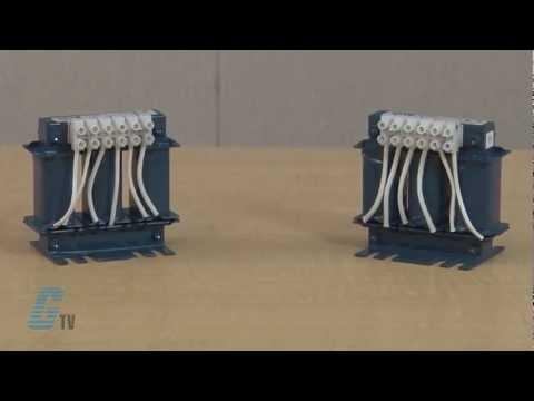 MTE RL Series Line or Load Reactor