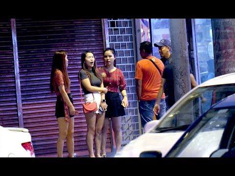 Bukit Bintang Kuala Lumpur Malaysia Nightlife Massage Spa Treatment Hidden Camera