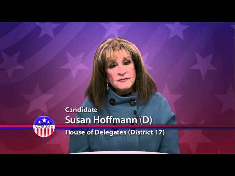 Susan Hoffman (D), Candidate for Maryland House of Delegates  District 17