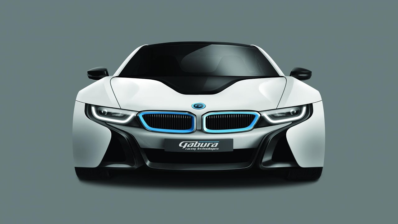 Gabura Grt V8i The Most Powerfull Bmw I8 In V8 Engine Youtube