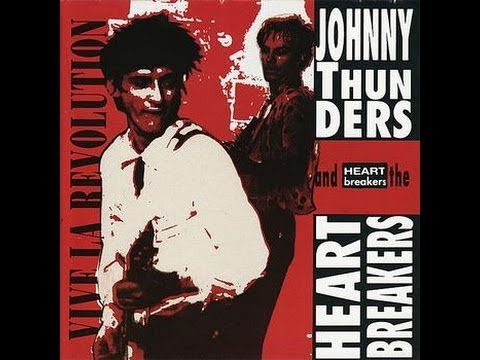 Johnny Thunders - full album - Vive la revolution