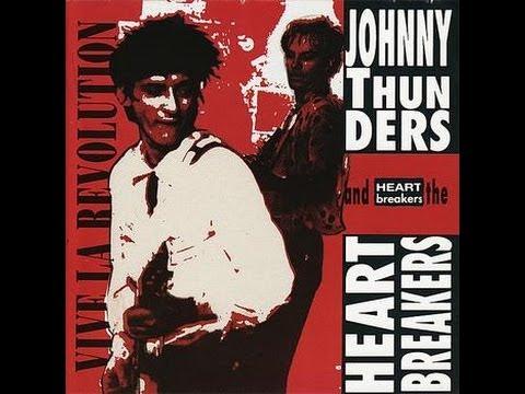 Johnny Thunders - full album - Vive la revolution