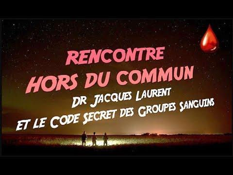 RHDC #027 - « Le Code Secret des Groupes Sanguins » avec Docteur Jacques Laurent