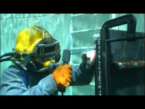 Best Underwater Welding Closeups