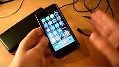 iPhone Akku neu kalibrieren