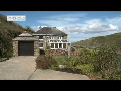 Port Quin Farmhouse, Near Port Isaac, Cornwall - Property For Sale