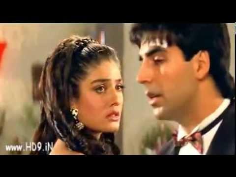 Aay Kaash Kahin aisa hota with subtitles  Mohra  Naseer ud din Shah  Akshay Kumar  Raveena