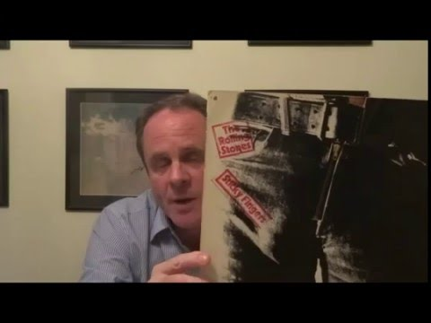 The Rolling Stones Sticky Fingers Album Review