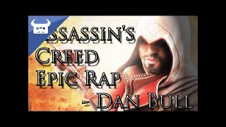 Repeat youtube video ASSASSIN'S CREED EPIC RAP - Dan Bull