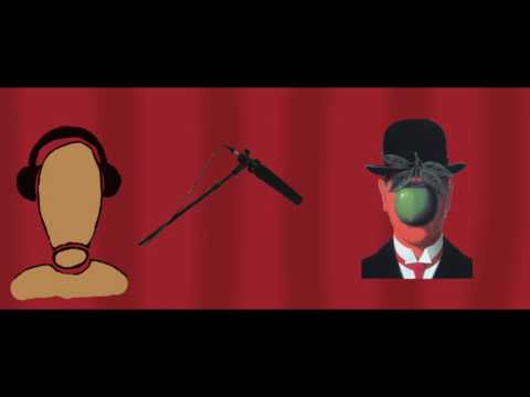 Artiste en interview: René Magritte