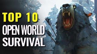 Top 10 Open World Survival PC Games