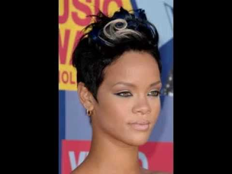 2014 Black women short haircut