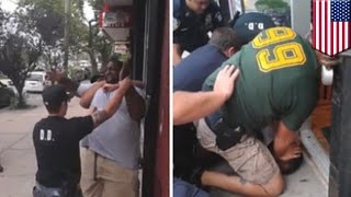Eric Garner NYPD wrongful death lawsuit settled for $5.9 million - TomoNews