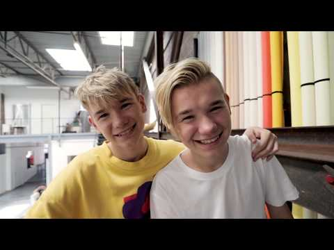 Marcus & Martinus - Making of new music: Behind the scenes, episode 5 (9+10 on IGTV)