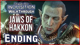 Dragon Age INQUISITION ► Jaws of Hakkon DLC Ending - Killing a God & Revealing the Truth