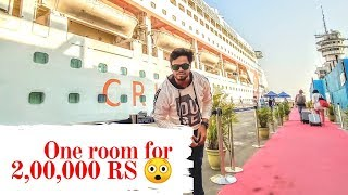 Mumbai to Goa Cruise | Jalesh Cruise Karnika