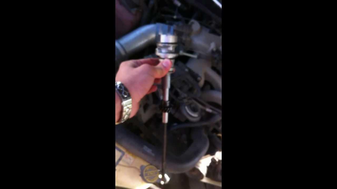 2002 Mustang V6 Camshaft Synchro 2 Youtube