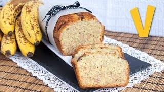 Banana Bread  The Vegan Corner