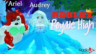 Roblox ROYALE HIGH UPDATE With ARIEL | RadioJH Games & Gamer Chad