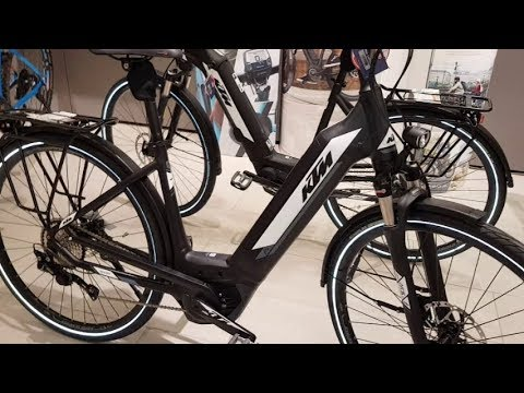ktm macina style 10 cx5i bosch power tube e bike 2018. Black Bedroom Furniture Sets. Home Design Ideas