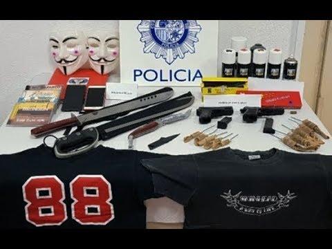 Detenidos miembros de Hogar Social por acoso y amenazas a varios policías en Toledo