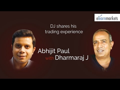 DJ shares his trading experience