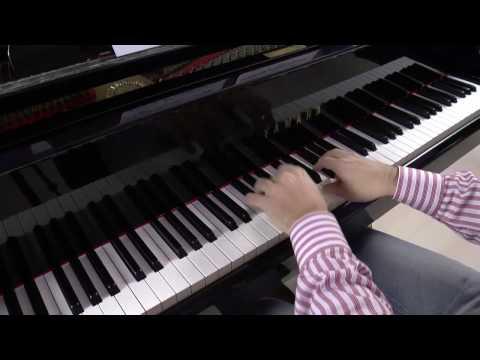 Come gestisco lo studio di un brano musicale al Pianoforte