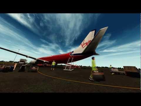 Flight Simulator X | HD | REALISTIC ORBX PEOPLE FLOW
