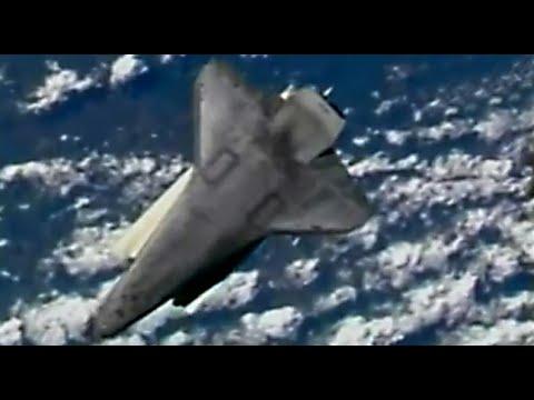 space shuttle atlantis reentry - photo #13