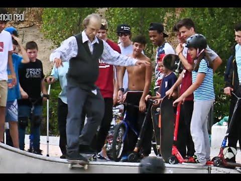 знакомство со скейтерами