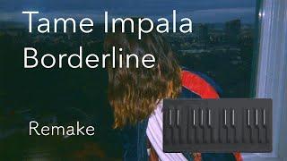 Tame Impala - Borderline Cover (Instrumental) Remake w/ Roli Blocks