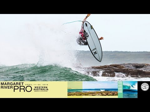 Florence vs. Carmichael vs. Wright - Round One, Heat 4 - Margaret River Pro 2018