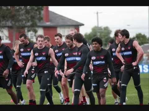 Rare Essendon Bombers Song