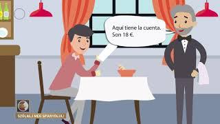 Szólalj meg! – spanyolul, 2017. november 2.
