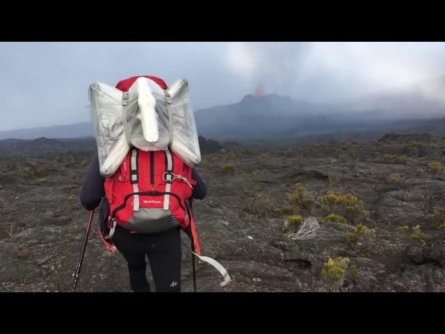 התפרצות הר געש