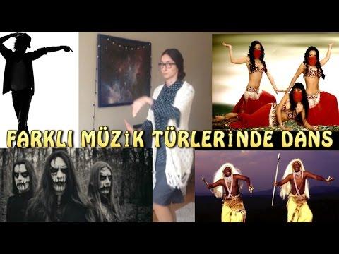 Farklı Müziklerde Nasıl Dans Edilir? (Metal, Oryantal, Latin..)   Seviye Hanım Ile Sohbetler