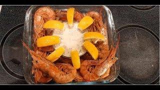 Лангустины. Как готовить? Очень вкусный способ. Плюс Бонус Соус объедение.