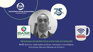 Café Com Automação - Ducival Messias de Oliveira - Base Química