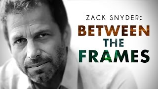 Zack Snyder: Between The Frames.    (Batman v Superman: Allegory - parody)