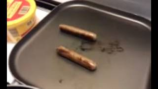Johnsonville Sausages Rolling Themselves Ghostly...... Please Explain!